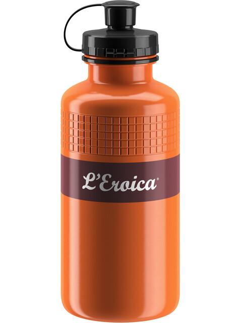 Elite Eroica Drink Bottle 500ml orange
